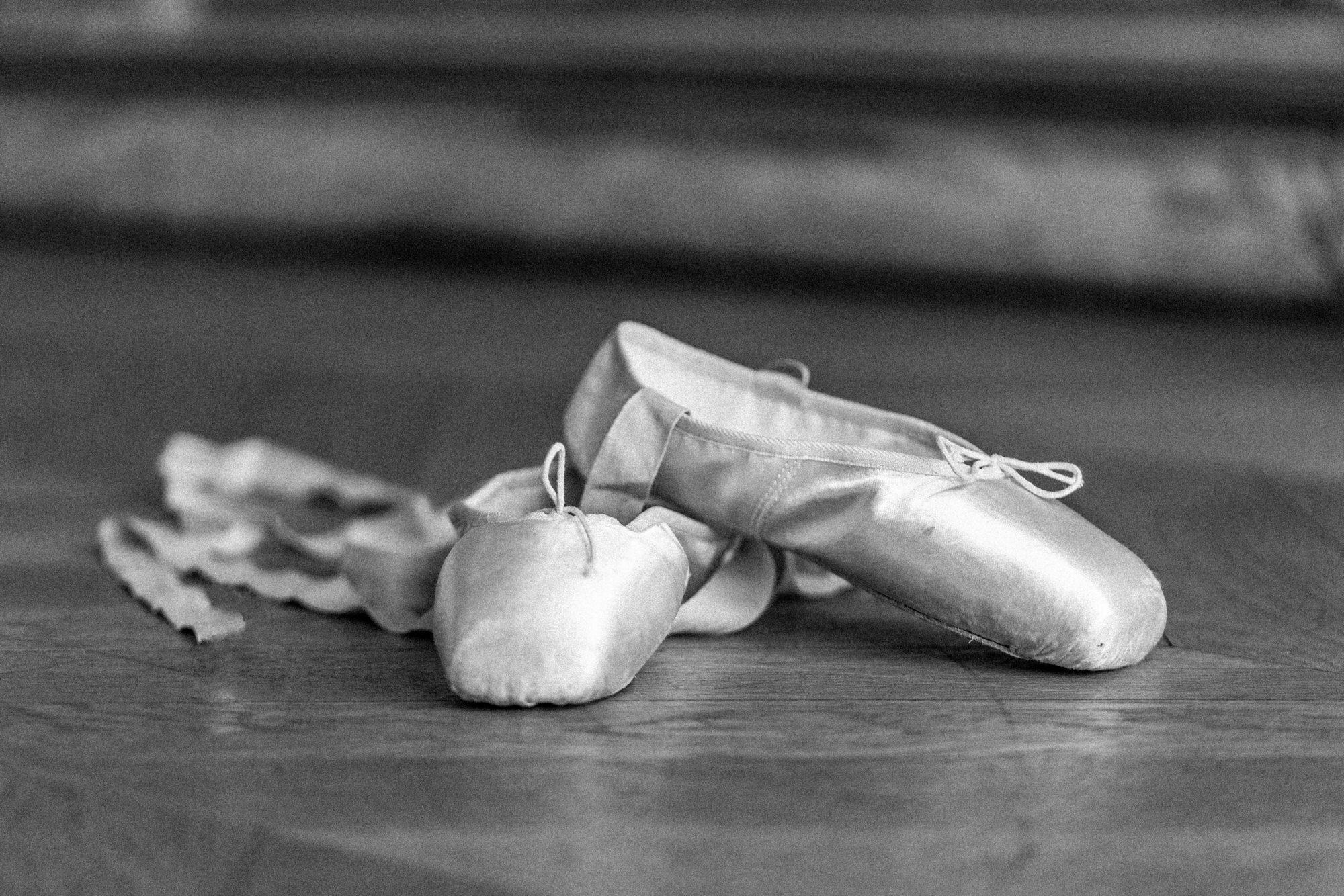 chaussons - Victoire Vermeulen